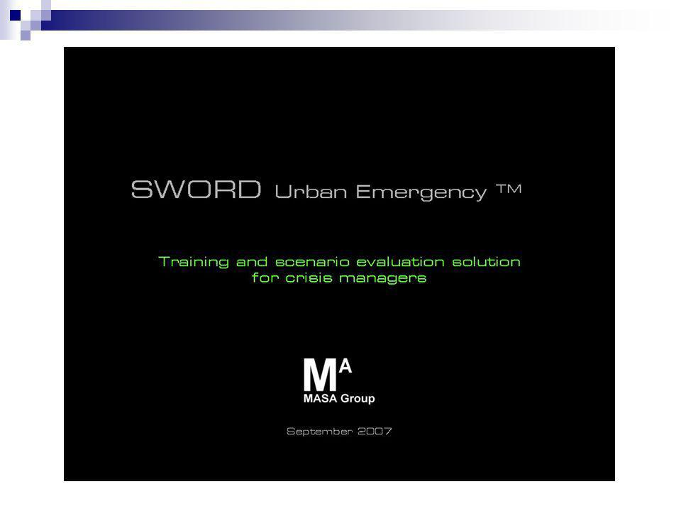 SWORD Urban Emergency