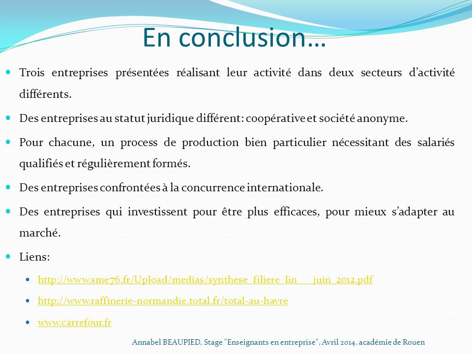 Entreprises Et Production Ppt Video Online Telecharger