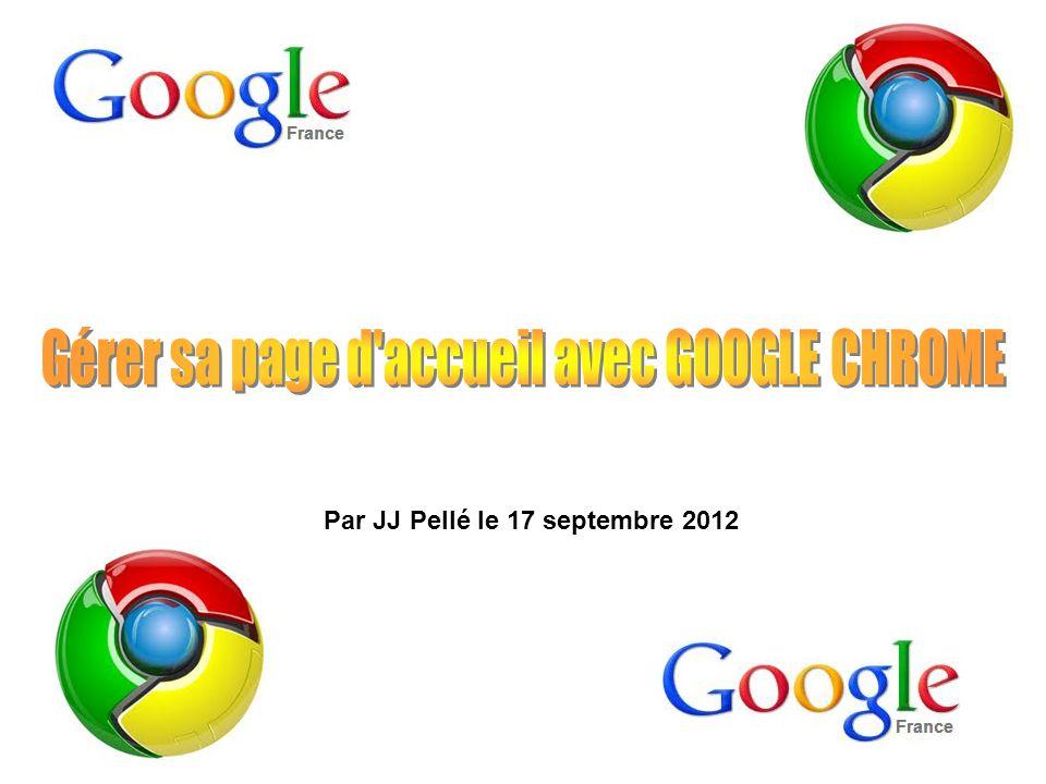 Gerer Sa Page D Accueil Avec Google Chrome Ppt Telecharger