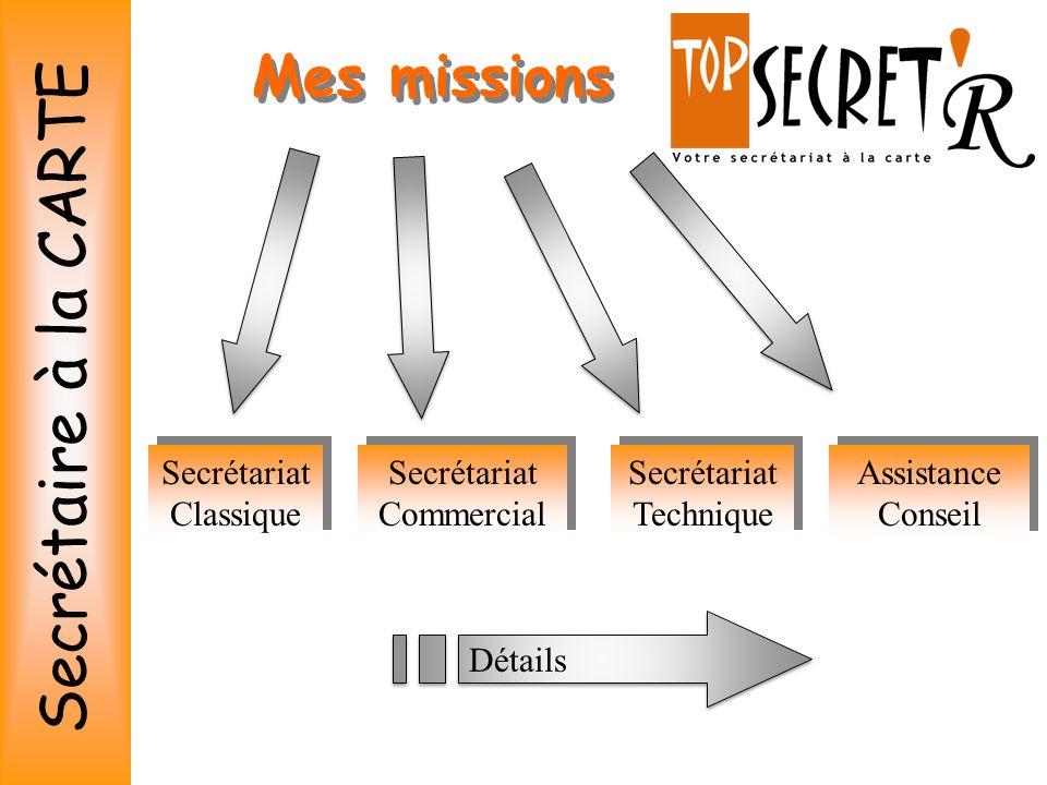 045a1c1a1c9 Secrétaire à la CARTE   - ppt video online télécharger