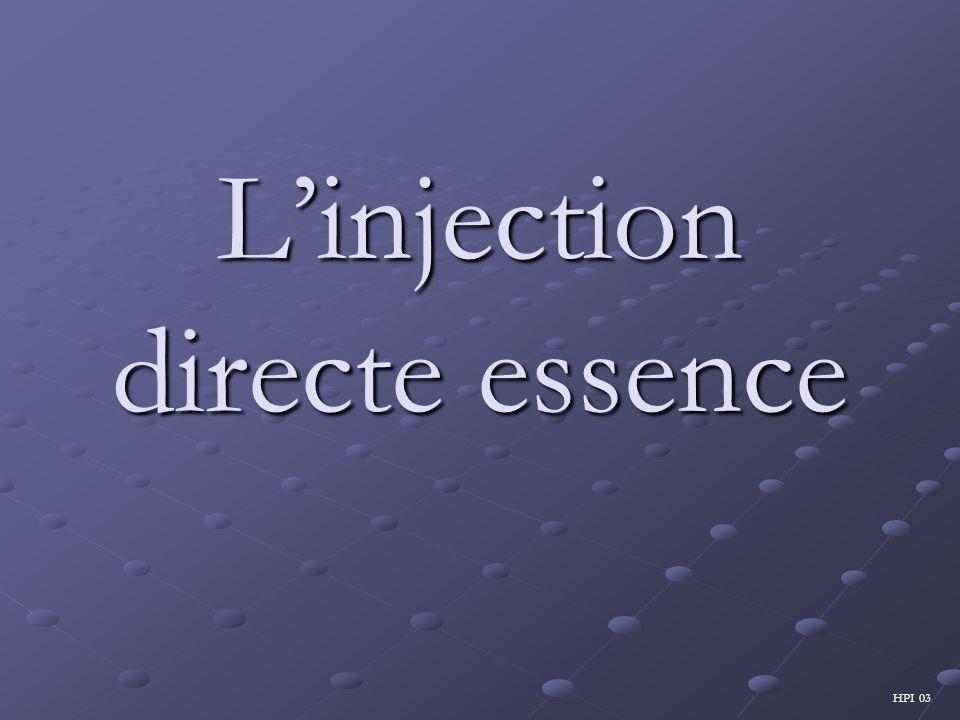 l injection directe essence ppt video online t l charger. Black Bedroom Furniture Sets. Home Design Ideas