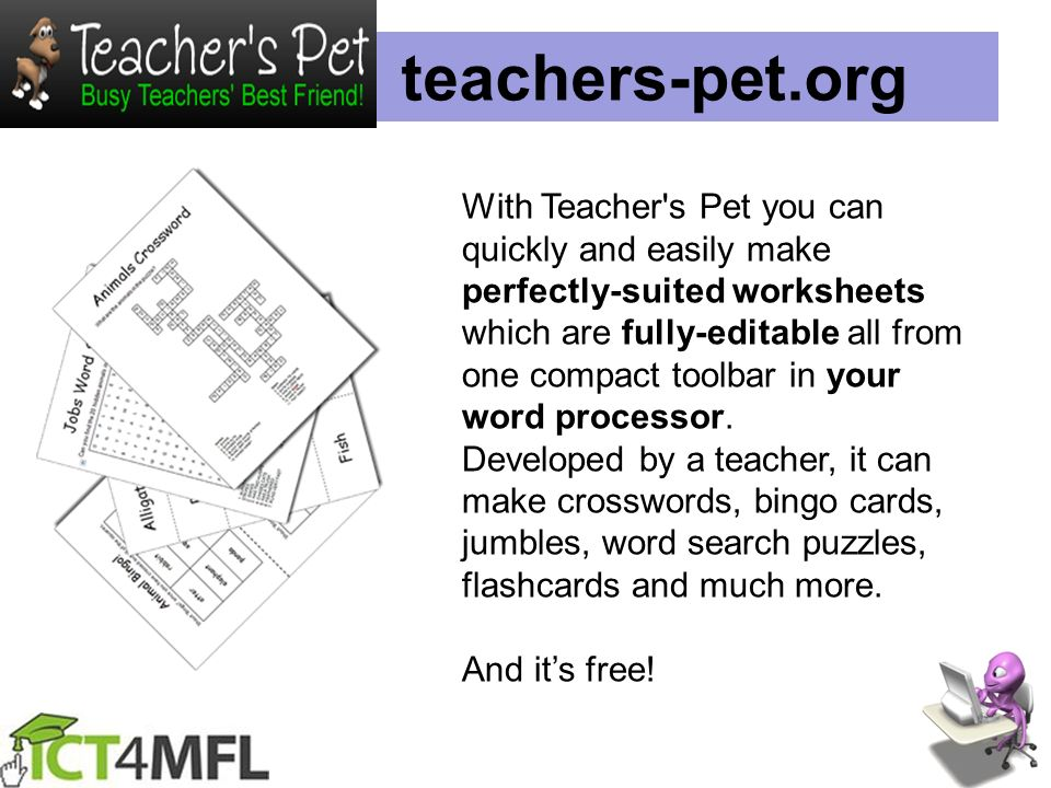 teachers-pet.org