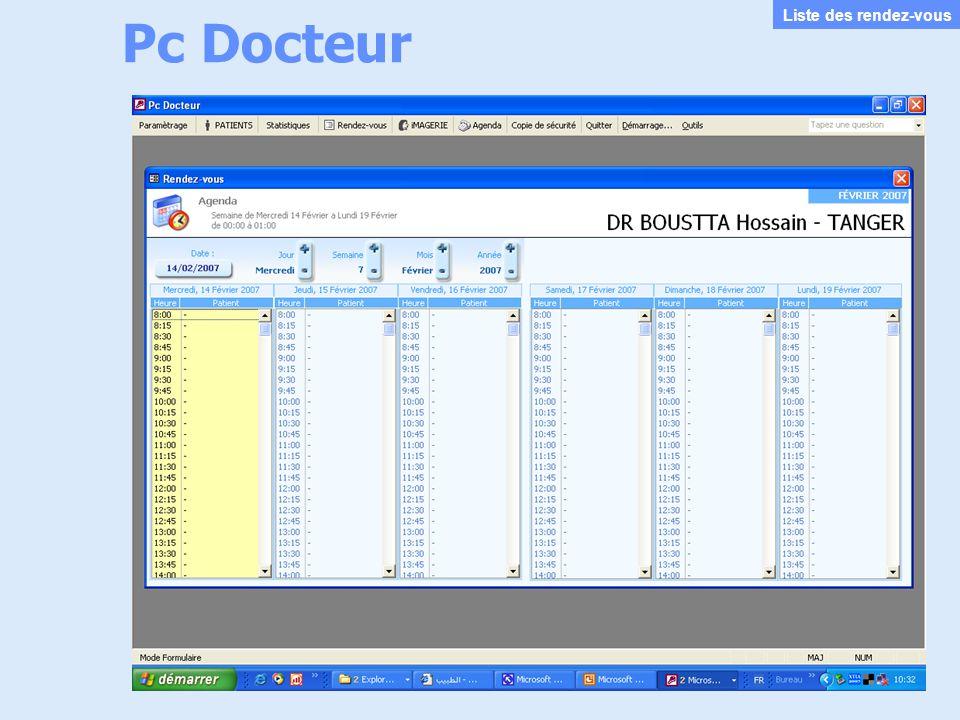 pc docteur logiciel pour m u00e9decin g u00e9n u00e9raliste
