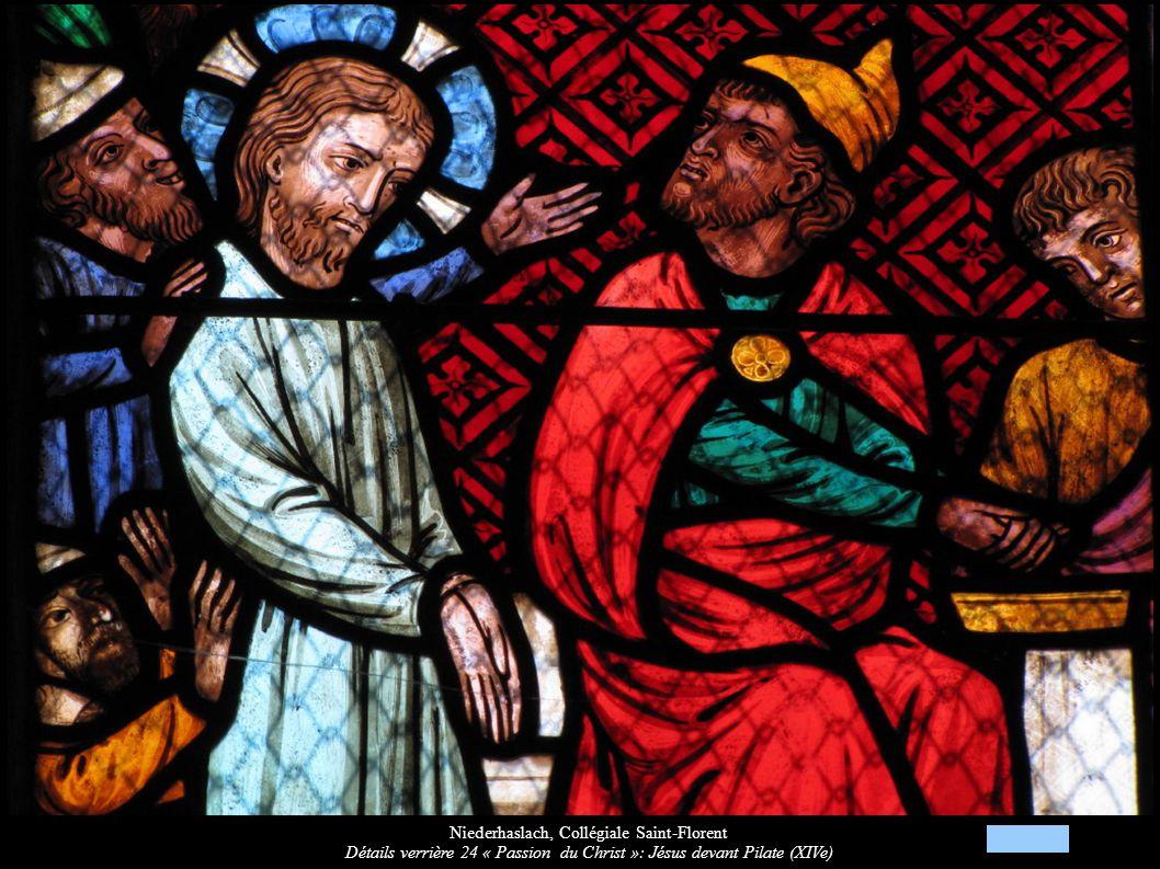 jésus devant pilate