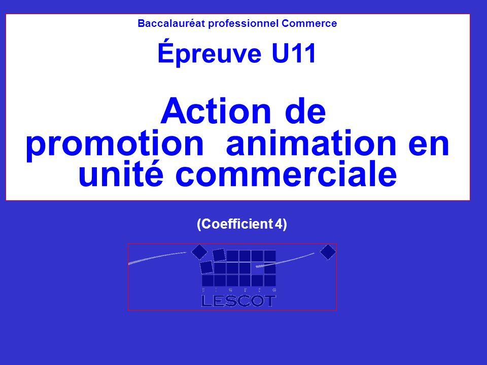 action de promotion animation en unit commerciale preuve u11 ppt video online t l charger. Black Bedroom Furniture Sets. Home Design Ideas