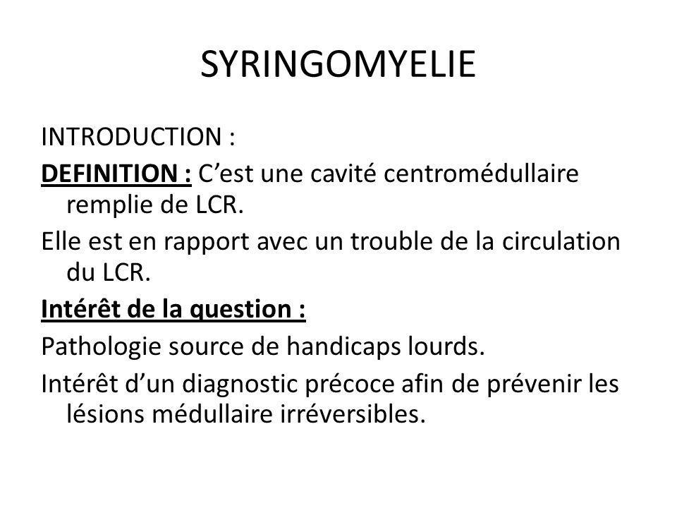 Syringomyélie et mcov. - ppt video online télécharger