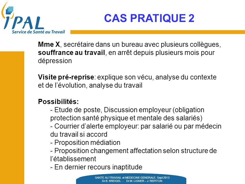 Le Medecin Du Travail Et Le Medecin Generaliste Ppt Telecharger