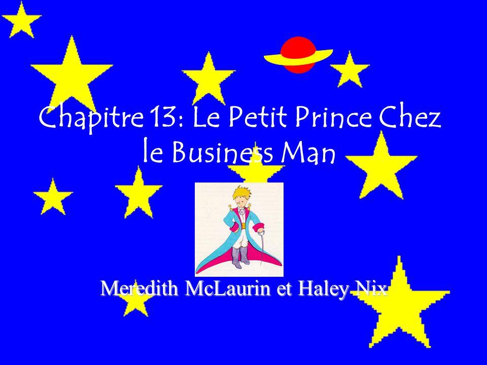 Chapitre 13 Le Petit Prince Chez Le Business Man