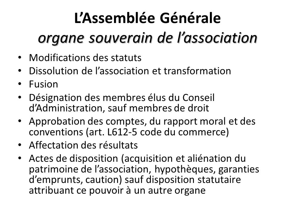 L Association Loi 1901 Les Statuts Ppt Video Online Telecharger