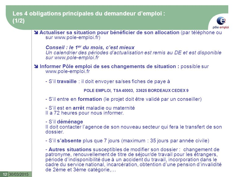Professionnalisation Des Acteurs De L Insertion Presentation De Pole