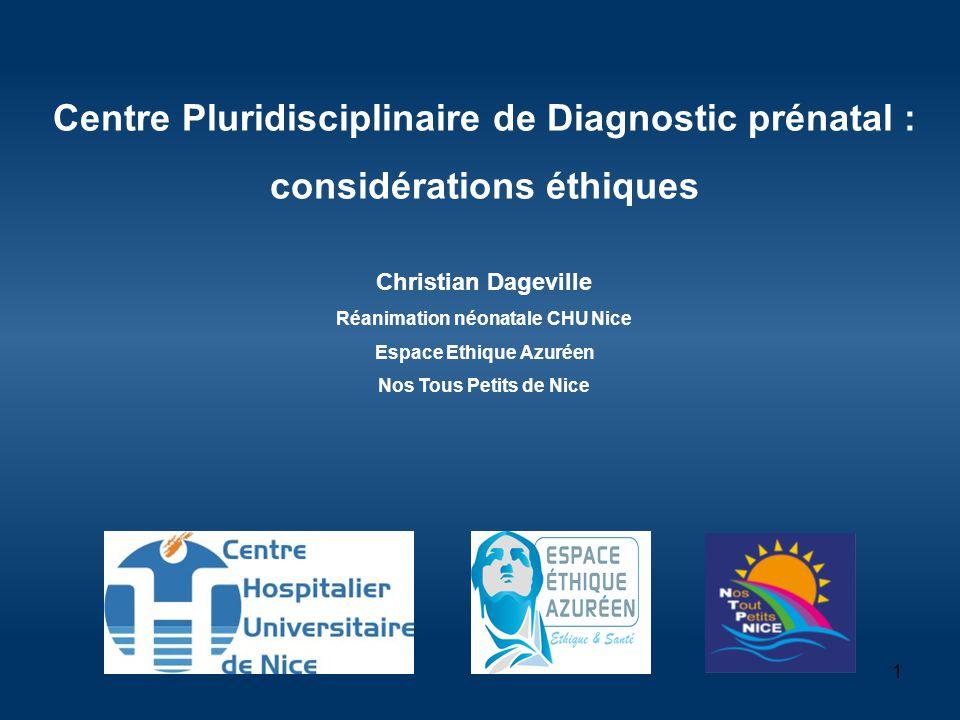 4èmes rencontres pluridisciplinaires de diagnostic prénatal