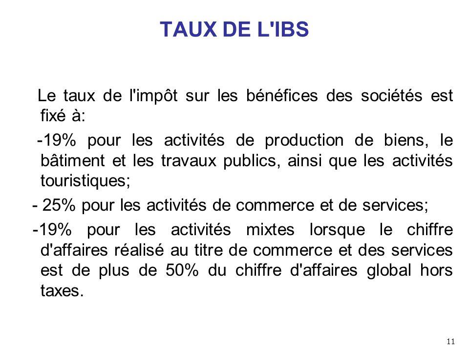 Impot Sur Les Benefices Des Societes Ppt Video Online Telecharger