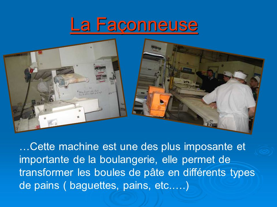 visite de la boulangerie p tisserie de carrefour moulins ppt t l charger. Black Bedroom Furniture Sets. Home Design Ideas
