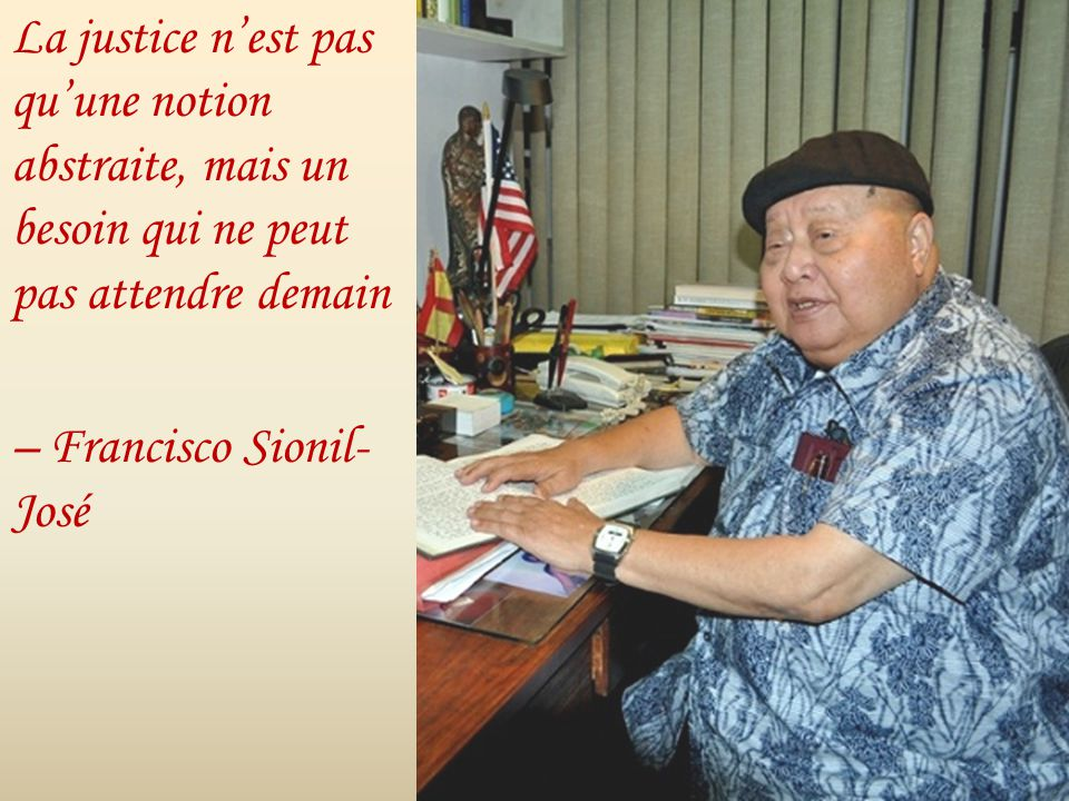 Francisco sionil jose essays