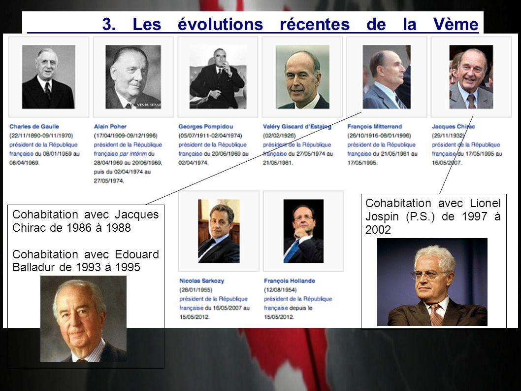 """Résultat de recherche d'images pour """"cohabitation jacques chirac"""""""