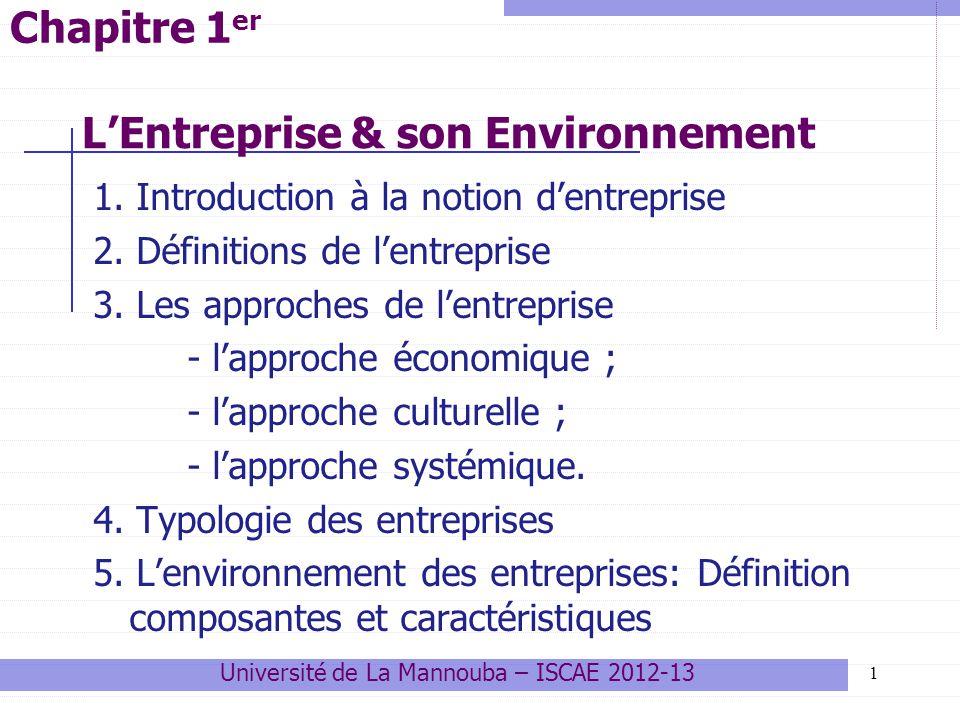 Entreprise et environnement: exposé strategie gratuit.