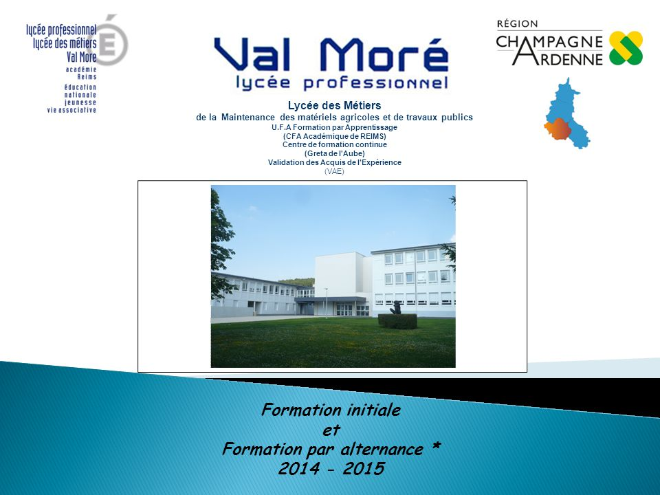Formation par alternance *