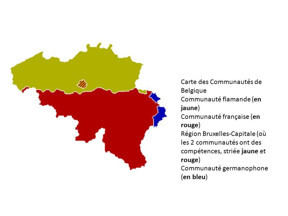 Carte Belgique Communautes Et Regions.Aux Origines De La Frontiere Linguistique Ppt Telecharger