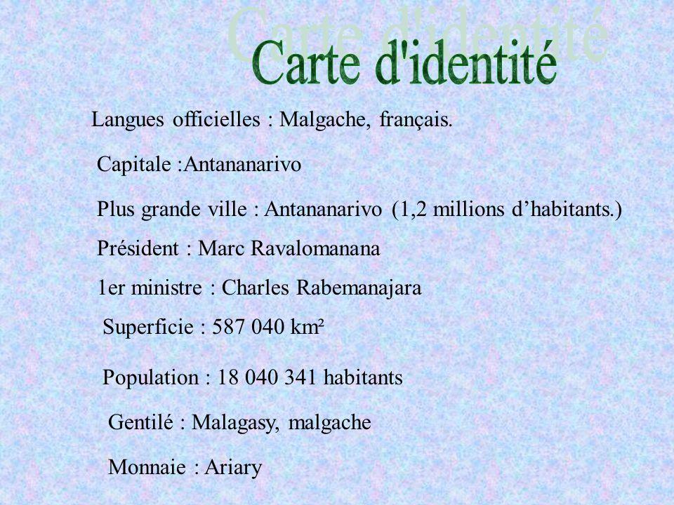 Madagascar Carte Identite.Madagascar Ppt Video Online Telecharger