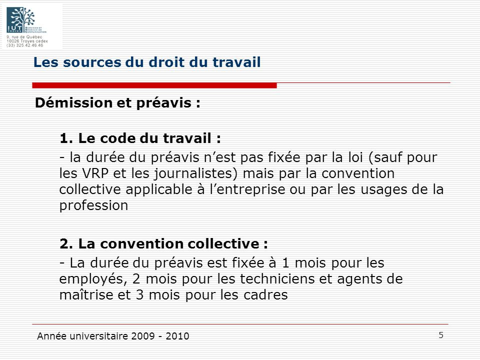 code du travail convention collective