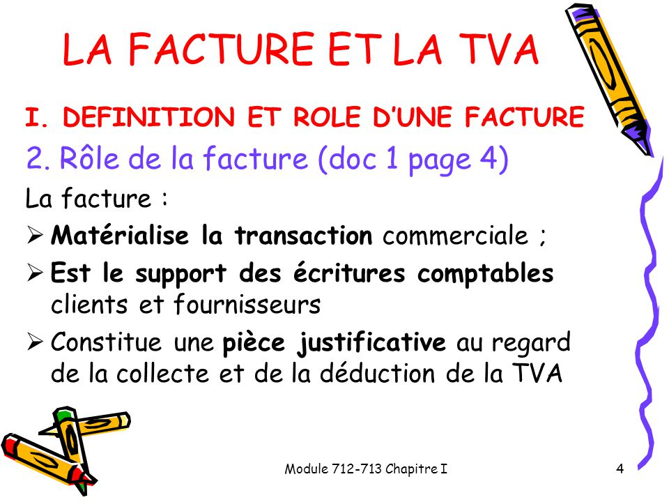 facture a acquitter