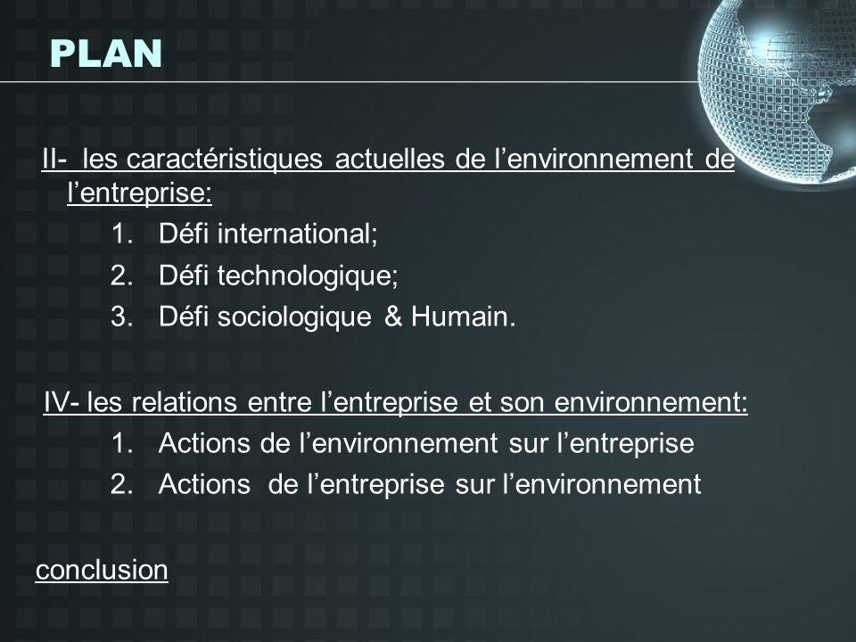 Ppt classification s des entreprises partie 1: l'entreprise et.