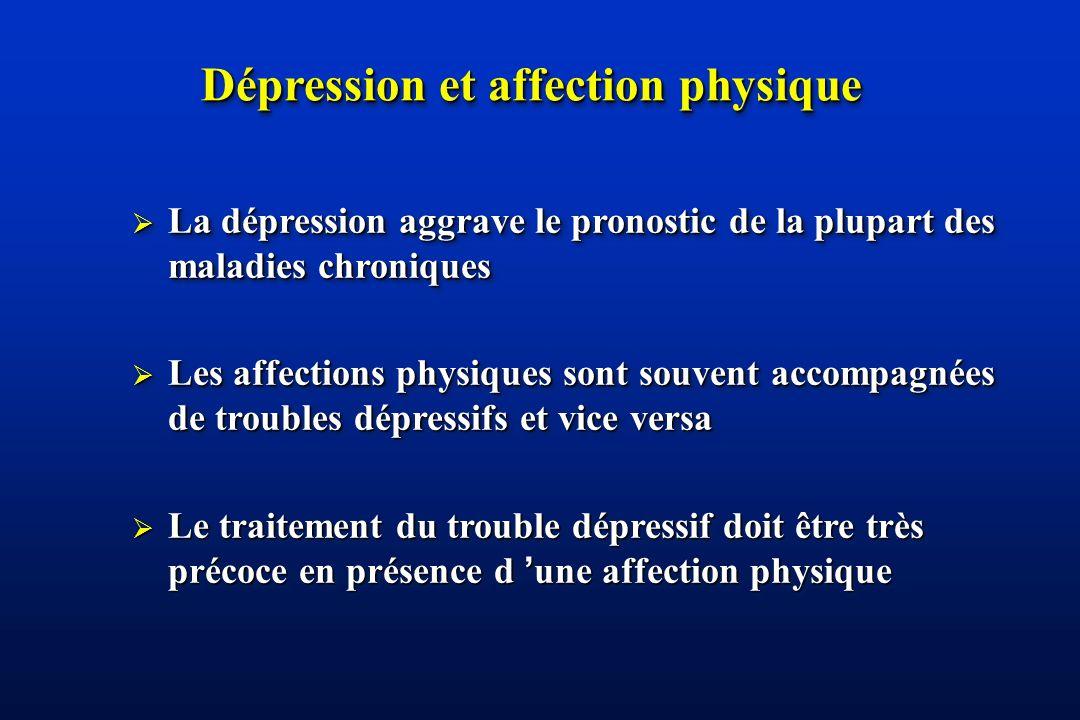 traitement depression chronique