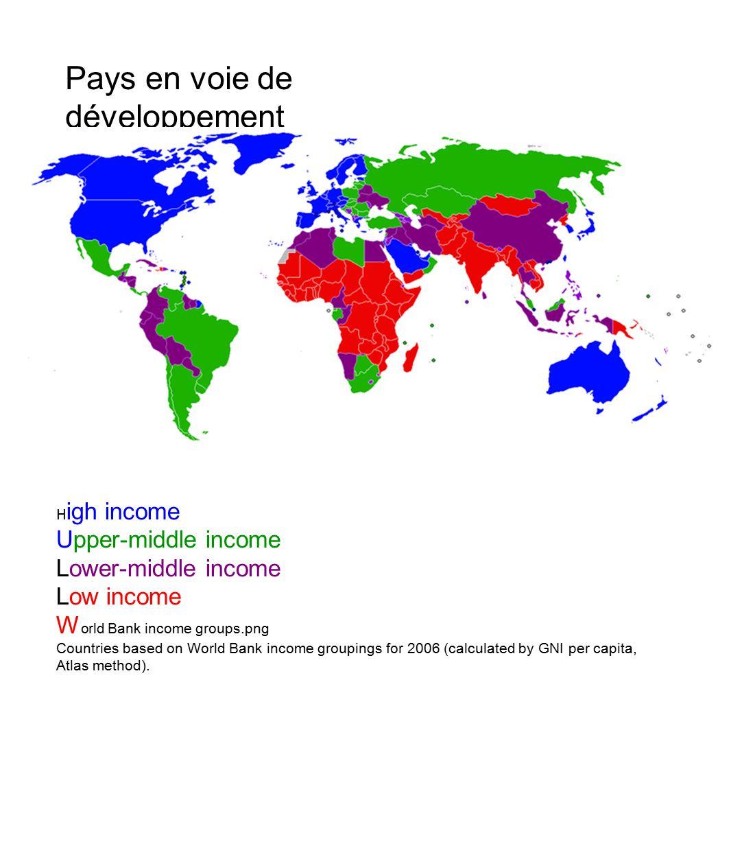 766525f9367d7 Et Pays En Voie De Developpements Caracteristiques De Chaque Ppt