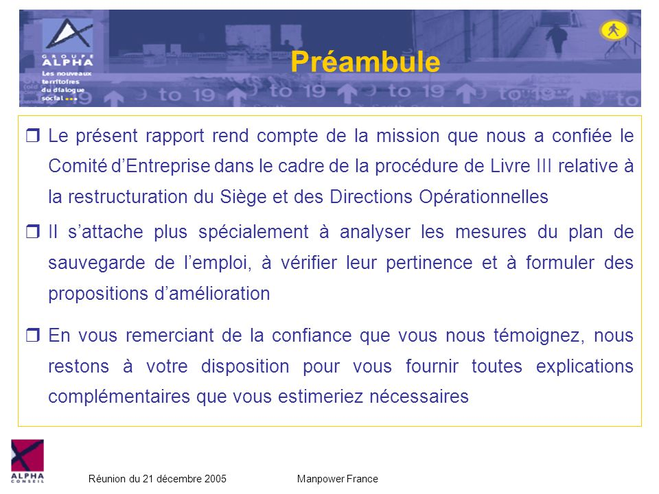 Calendrier Procedure Pse.Manpower France Cce Analyse Du Pse Rapport D Expertise Ppt