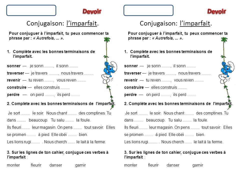 Conjugaison Le Present Ppt Video Online Telecharger