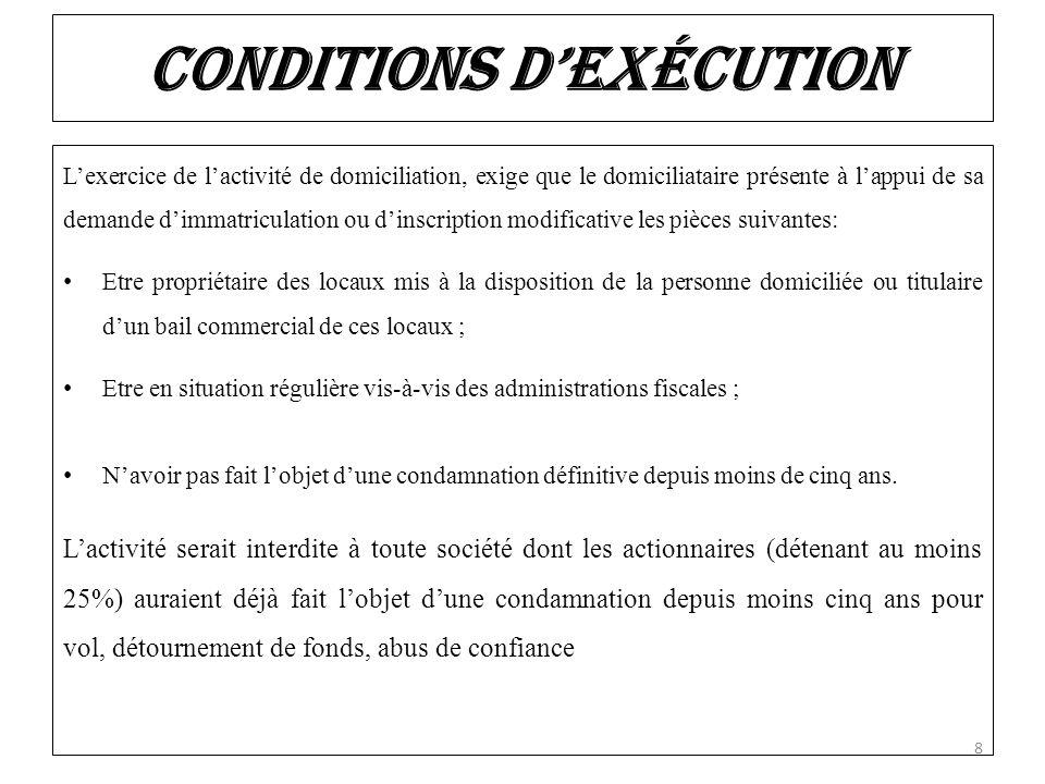 documents a annexer au bail