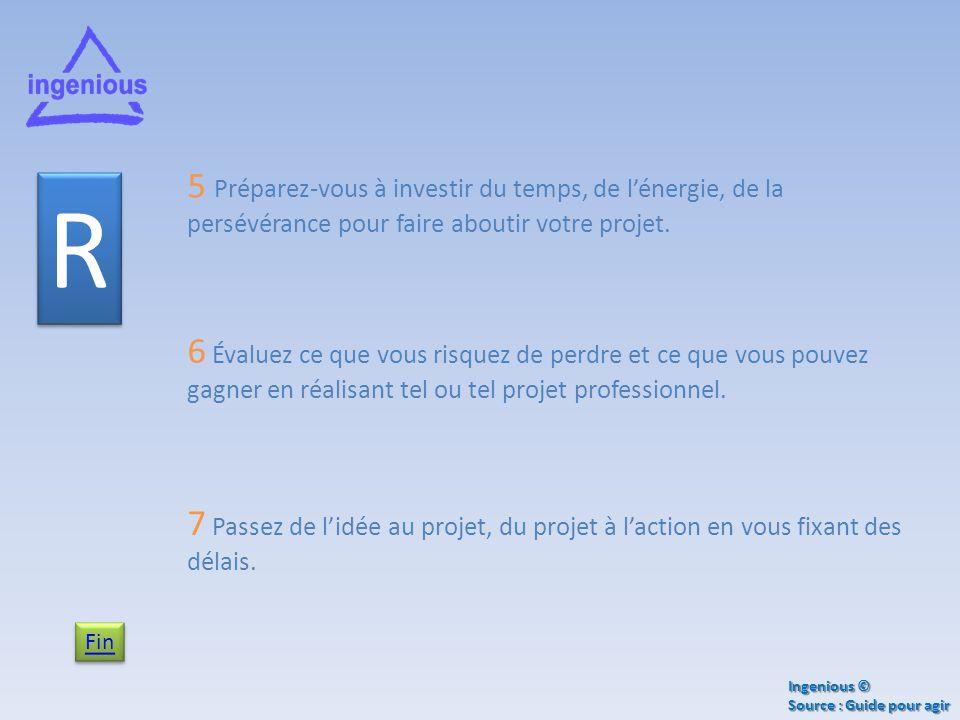 r u00e9flexion sur comment construire son projet