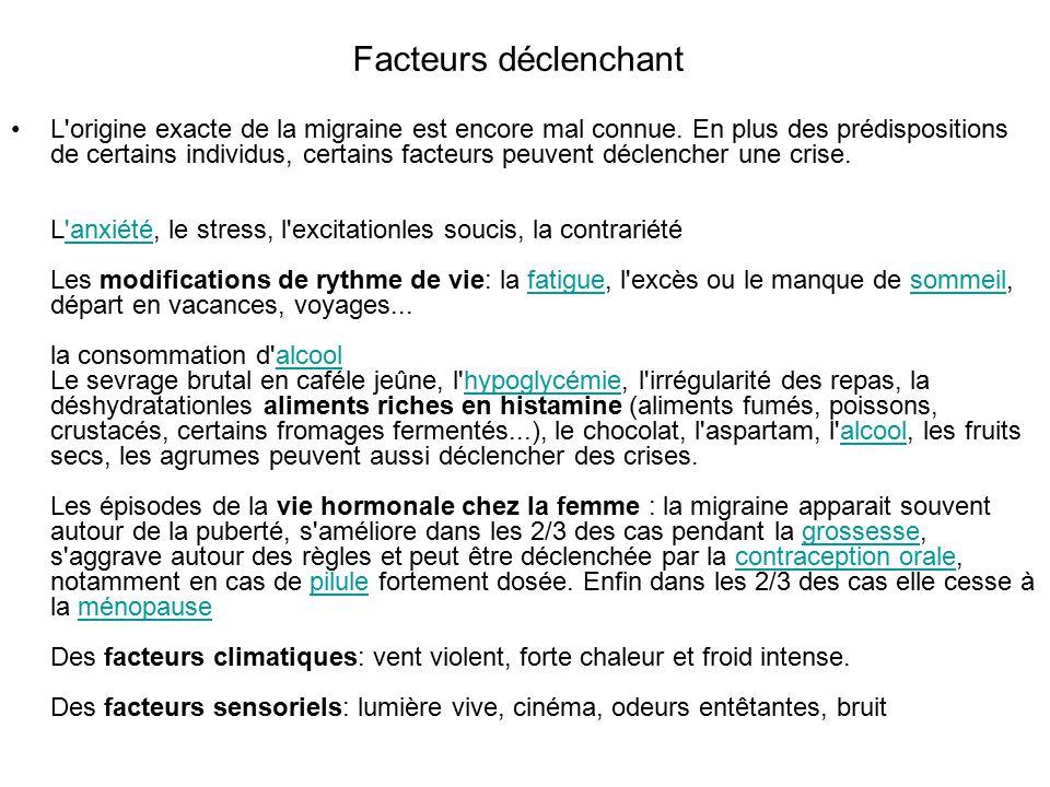 Céphalées et Migraines - ppt télécharger