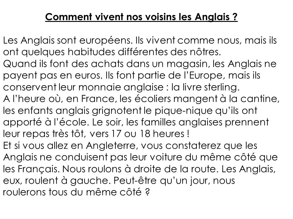 Rencontrer des anglais en france [PUNIQRANDLINE-(au-dating-names.txt) 47