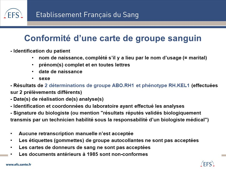 Transfusion En Urgence Ppt Video Online Télécharger