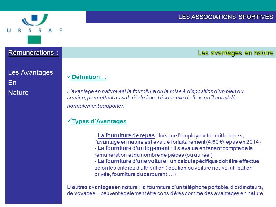 Les Associations Sportives Ppt Telecharger