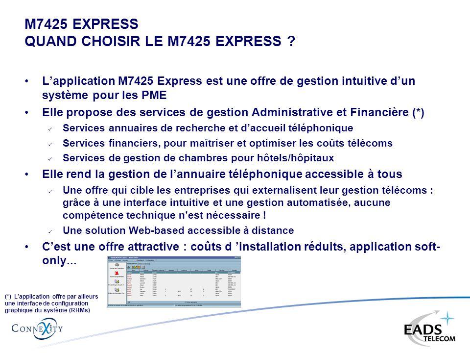 M7425 EXPRESS TÉLÉCHARGER