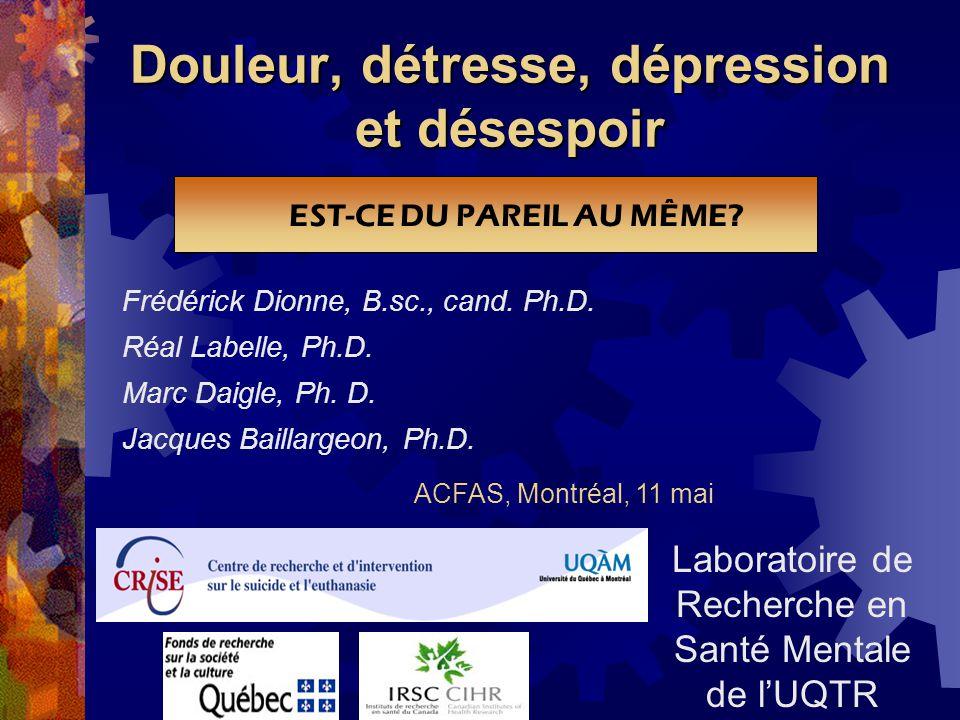 depression fonction publique