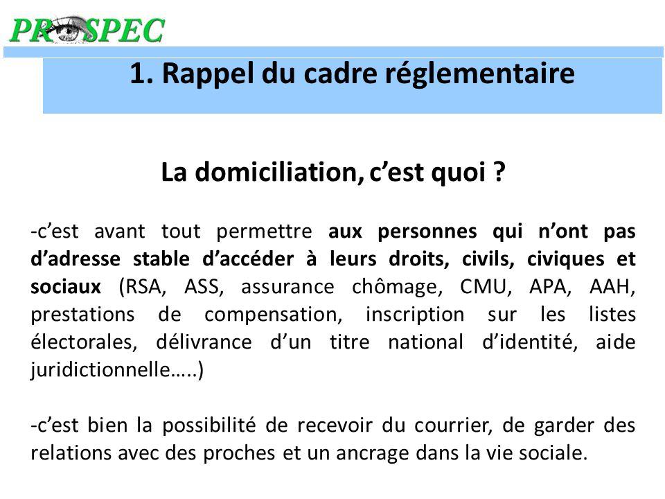 La Domiciliation Administrative En Poitou Charentes Ppt Telecharger