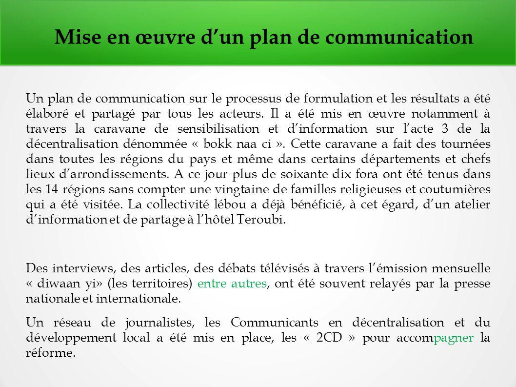 LA DE ACTE TÉLÉCHARGER DÉCENTRALISATION SÉNÉGAL 3 PDF AU