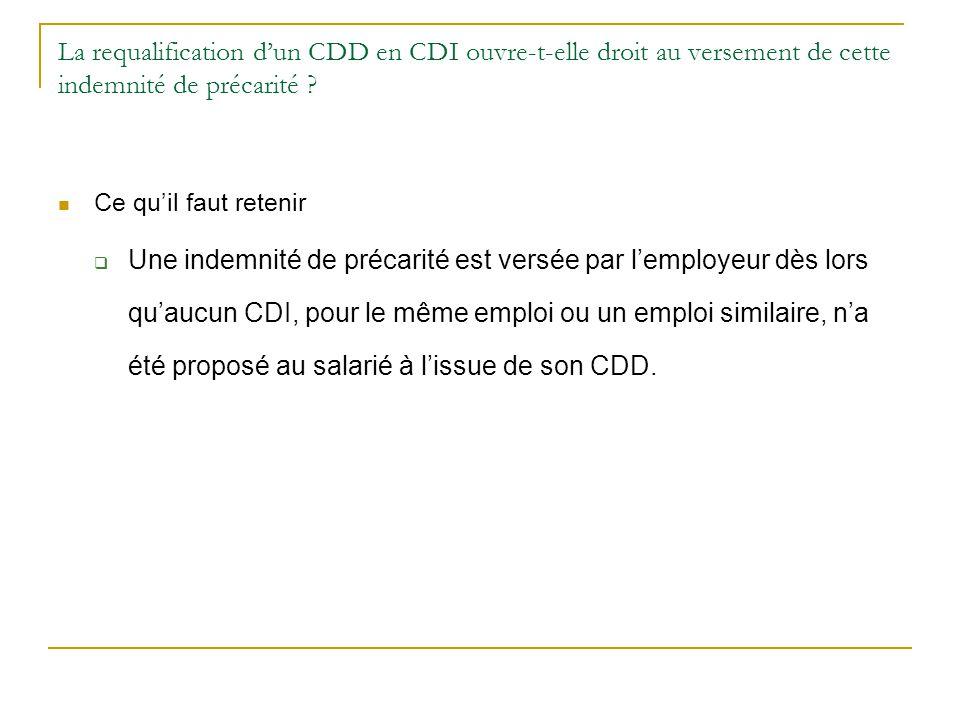 fd3b8feef41 La requalification d un CDD en CDI ouvre-t-elle droit au versement