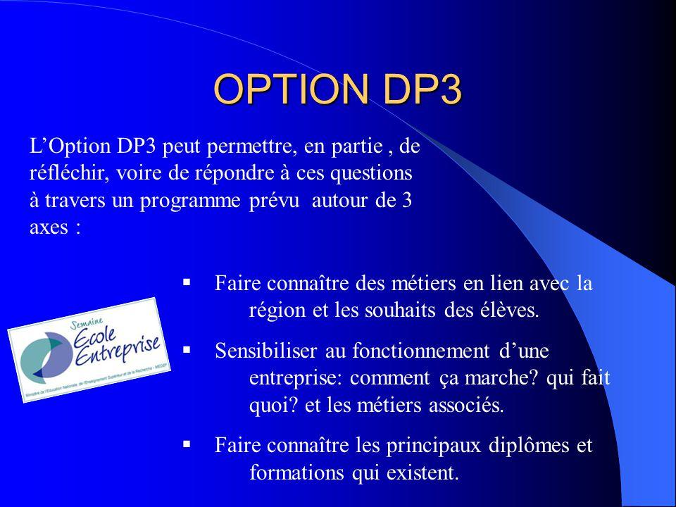 option dp3 l option dp3 est ouverte tout l ve de 3 me qui se pose des questions sur son. Black Bedroom Furniture Sets. Home Design Ideas