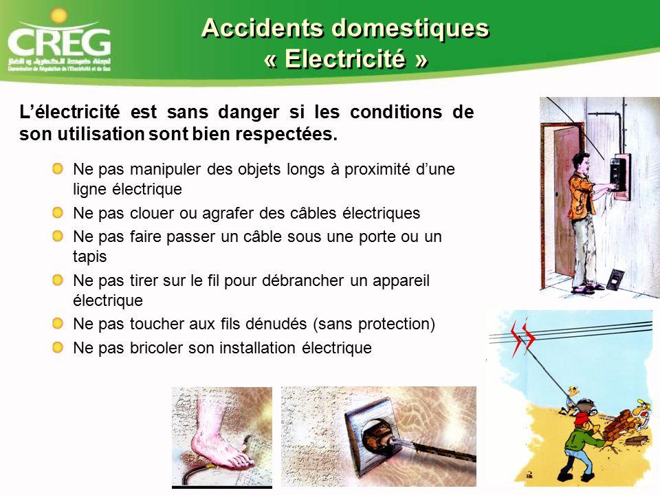 les risques li s la mauvaise utilisation de l lectricit et du gaz ppt t l charger. Black Bedroom Furniture Sets. Home Design Ideas