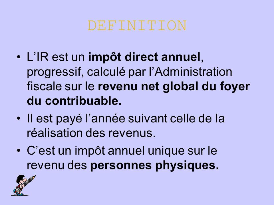 J E Rougier L Impot Sur Le Revenu Ppt Video Online Telecharger