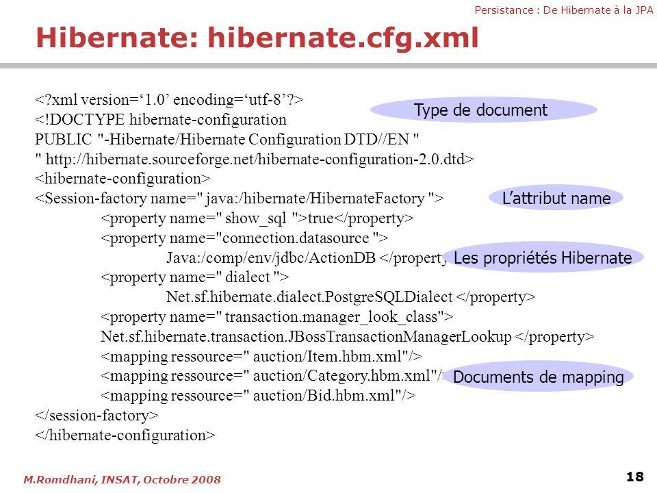 TÉLÉCHARGER FICHIER HIBERNATE.CFG.XML