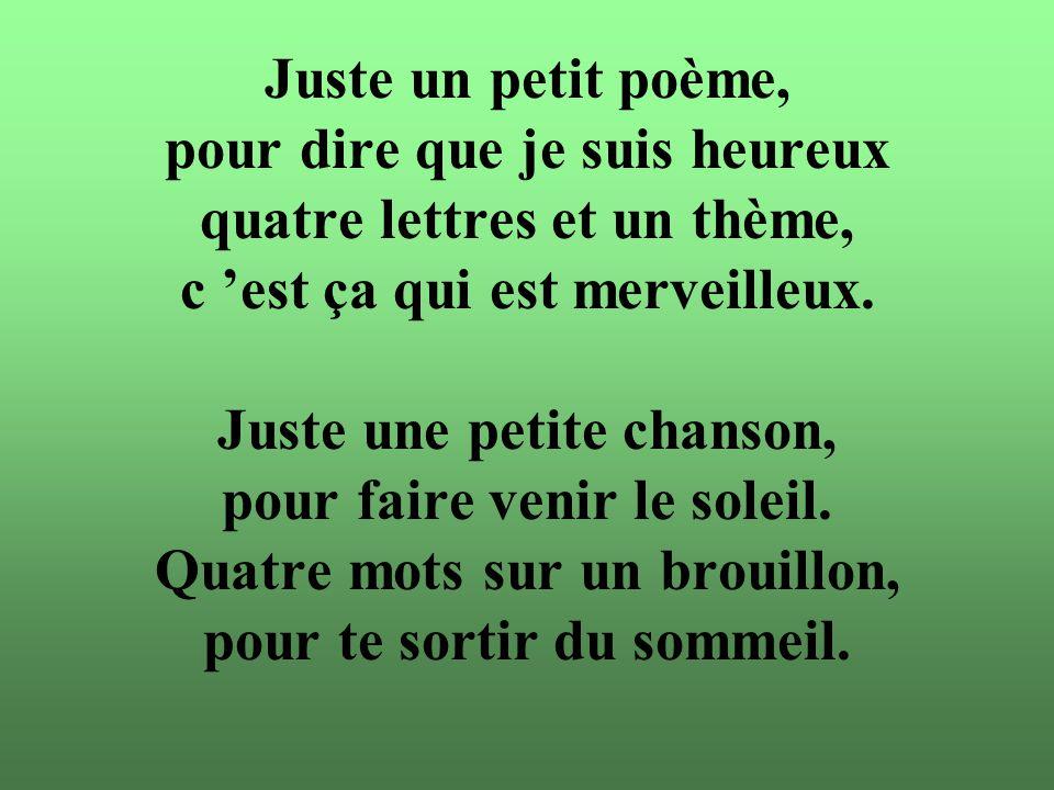 Note Damour Note Damour Juste Un Petit Poème Pour Dire