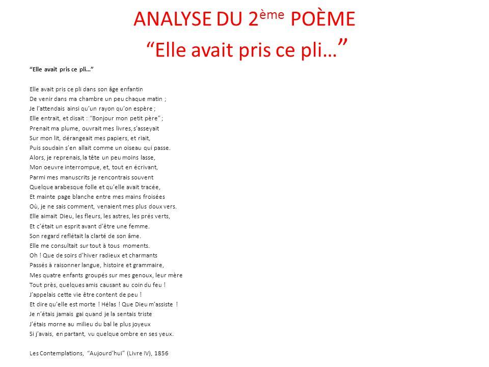 Victor Hugo Poesie Sur Sa Fille