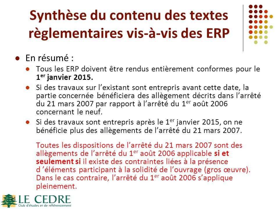 Accessibilite Des Erp Aux Personnes Handicapees Ppt Video