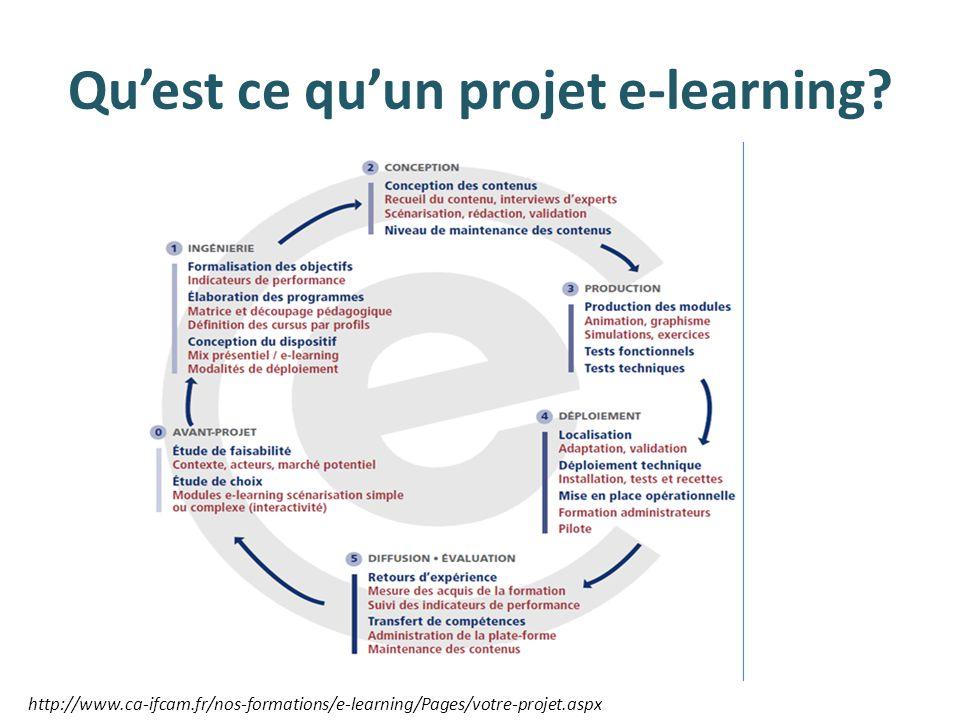 Les Competences D Un Chef De Projet E Learning Ppt Video Online