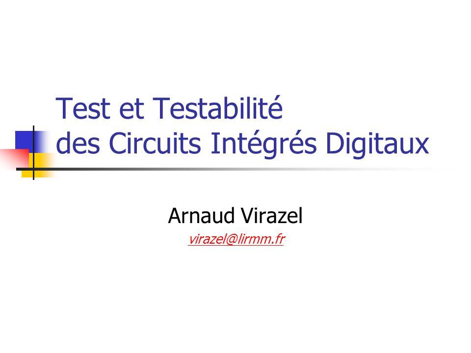 tester circuit intégré